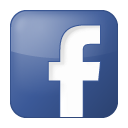 Blue, Box, Facebook, Social Icon