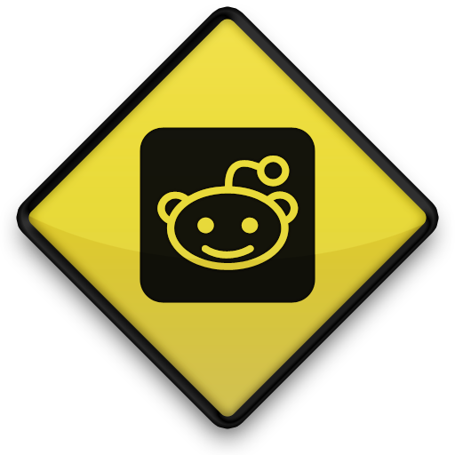 Reddit, Sign Icon