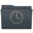 Folder, Scheduled Icon