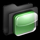 Black, Folder, Icons, Ios Icon