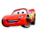 Cars, Lightning, Mcqueen Icon
