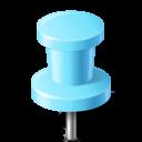 Azure, Map, Marker, Pin, Push Icon