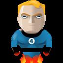 Human, Torch Icon