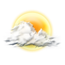 Cloudy, Partly Icon