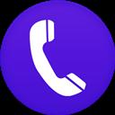 Circle, Flat, Phone Icon