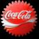 Coca, Cola, Logo Icon