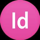 Circle, Flat, Indesign Icon