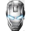 Helmet, Ii, Ironman, Machine, Rhodey, War Icon