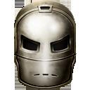 Helmet, Ironman Icon