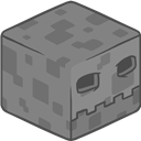 3d, Minecraft, Skeleton Icon