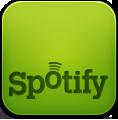 Spotify, Text Icon