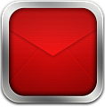 k, Mail Icon