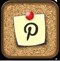 Alt, Pinterest Icon