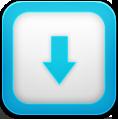 Download, Dropbox Icon