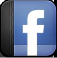 Book, Def, Facebook Icon