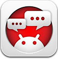Droid, Forums Icon