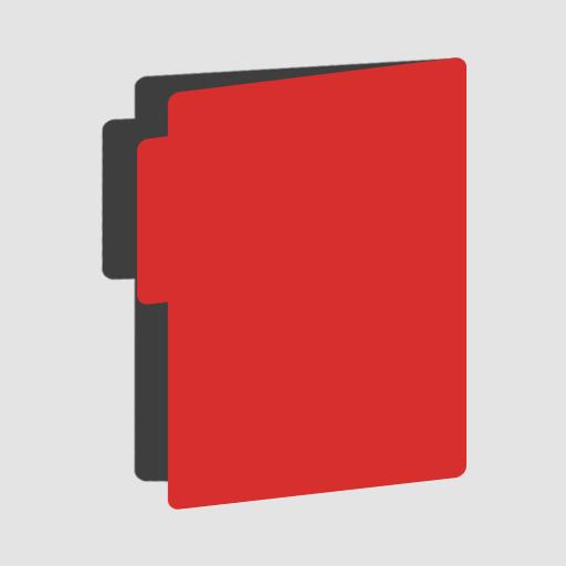 File, Flat Icon