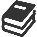 Book, Stack Icon