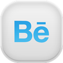 Behance, Light Icon