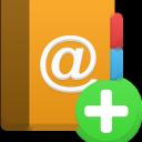 Add, Addressbook Icon