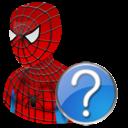 Help, Spiderman Icon