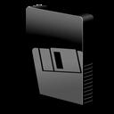 Cartrid, Drive, External, Slim Icon