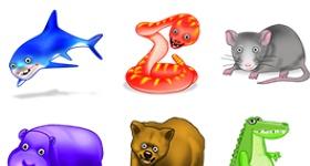 Kookie Bytes Icons