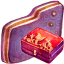 Personal, Storage, v Icon