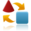 Export, Import Icon