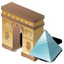 Arcodeltriunfo, Level Icon