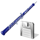 Oboe, Save Icon