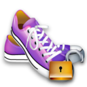 Shoes, Unlock Icon