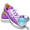 Shoes, Zoom Icon