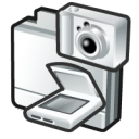 Cameras, Scanner Icon