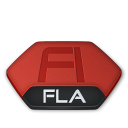 Fla, Flash, v Icon