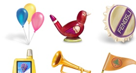 Up Movie Icons