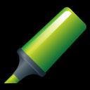 Green, Highlighter Icon