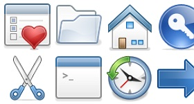 Ginux Icons
