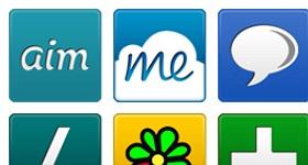 Social 2 Icons