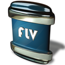 File, Flv Icon