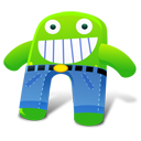 Greenpants Icon