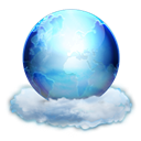 Heaven, Networking Icon