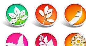 Adobe Round Icons