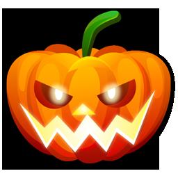 Halloween, Nervous Icon