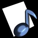 File, Icon, Music Icon