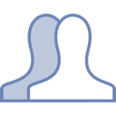 Friends, Users Icon