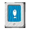 File, Fish Icon