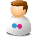 Flickr, User Icon