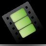 Clip, Film, Movie Icon