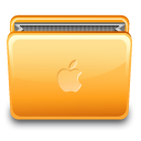 Apple, Folder Icon